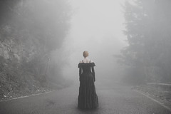 (Alessio Albi) Tags: portrait fog dark surreal