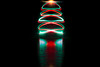 Light Painting A Christmas Tree...? (P1ay) Tags: winter light red wallpaper blackandwhite white lightpainting reflection london yellow canon airplane photography blackwhite with christmastree christmaslights explore photograph lensflare christmaslight lensflares christmasholiday backgroundimage greenled redled christmastreedecoration backgroundwallpaper colourblack canon60d christmasmagic reflectionoflight christmastreewithlights imagesblack airplanestock p1ay lightpaintinginlondon ledchanginglights colorlightrooms flickr12days lightsonchristmastree starontopofchristmastree lightpaintingachristmastree