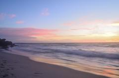 Scarborough beach (Aestheticshots) Tags: ocean sunset sea beach beauty amazing sand nikon soft raw waves windy australia perth wa scarborough d7000 nikond7000