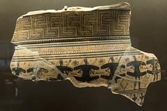 """Dipylon Master. (Egisto Sani) Tags: paris ceramica del ceramic greek louvre athens du attic pottery vases parigi attica greca krater cratere atene dipylon """"musée louvre"""" master"""" """"mastro """"vasi greci"""" """"dipylon dipylonmaster dipylon"""""""