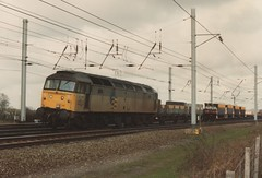 "Trainload Petroleum Class 47/0, 47212 (37190 ""Dalzell"") Tags: warrington spoon duff petroleum class47 47212 triplegrey brush4 class470 winwickjunction trainloadfreight"