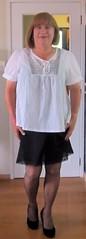 Lost skirt (Trixy Deans) Tags: hot cute sexy tv highheels cd crossdressing tgirl tranny transvestite heels slip transgendered crossdresser skirts transsexual shemale slips shortskirt trixy cocktaildress shemales fullslip xdresser fullslips crossdreeser trixydeans skirt sexytransvestite