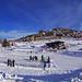 Xtraice ice rink in a ski resort.