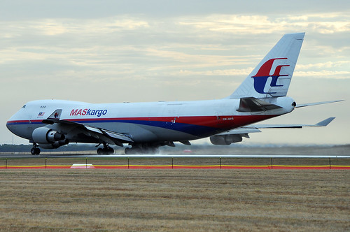 9M-MPR Boeing 747-4H6F/SCD MASkargo