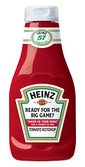 Heinz Ketchup for Super Bowl XLVIII (FoodBev Photos) Tags: red food sport ketchup heinz tomatoketchup heinztomatoketchup heinzketchup superbowlxlviii