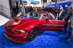 CES (2014) ford-56 (Swallia23) Tags: ford smart fiesta lasvegas laptop nevada computers mustang gt ces fusion 50 phones tablets fastback 2014 2015 lasvegasconventioncenter cmax kenblock consumerelectronicshow ecoboost ces2014