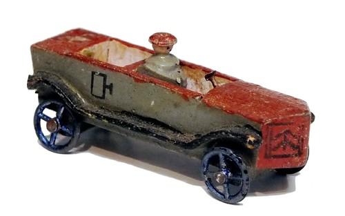 Bilz Ernst torpedo 1930