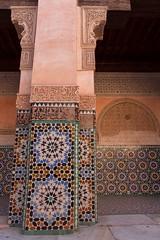 20140101 - medrassa Marrakech3 (Ryoushi no syokubutsuen) Tags: art sahara nature landscape desert arabic berber marocco marrakech magrib almagrib medrassa