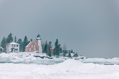 this little light (Marty Hogan) Tags: keweenawcounty eagleharbormichigan eagleharborlighthouse