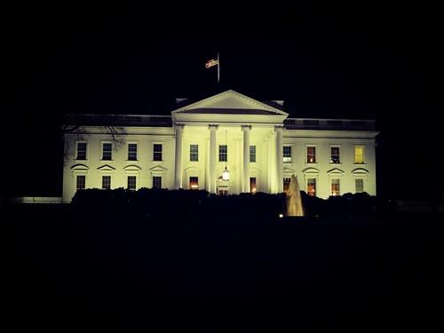 The White House, Washington DC, USA