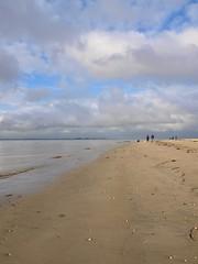 Voir loin * (Titole) Tags: sky beach clouds seaside titole nicolefaton