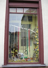 Ropemaker´s shop (:Linda:) Tags: shop germany town handmade rope thuringia swingset shopwindow hildburghausen ropemaker