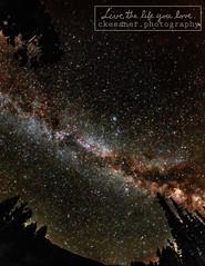 Milky Way from Sunset Lake (ckessner.photography) Tags: summer stars wyoming grandtetonnationalpark alaskabasin tetoncresttrail sunsetlakeadventure