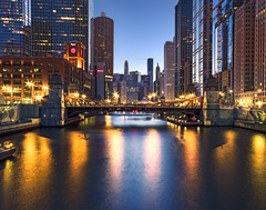 Generic Chicago River Title