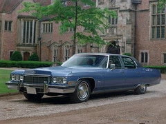 1973 Cadillac Fleetwood Sixty Special Brougham (biglinc71) Tags: cadillac special 1973 sixty fleetwood brougham