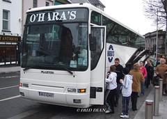 O' Hara's (96D42497). (Fred Dean Jnr) Tags: galway volvo ohara premier plaxton december2006 b10m vp29 eyresquaregalway exbuseireann 96d42497
