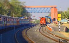 saurashtra mail meeting 16581 WDM-3A OKHA-ADI pass (akshaypatil™ ® photography) Tags: mail junction than passenger ahmedabad rtm 16581 okha saurashtra wdm3a ratlam thanjunction