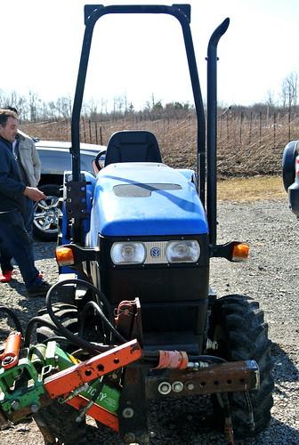 hubbs tractor