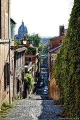 """Via di Sant'Onofrio • <a style=""""font-size:0.8em;"""" href=""""http://www.flickr.com/photos/89679026@N00/14339483268/"""" target=""""_blank"""">View on Flickr</a>"""