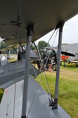 2. Oldtimer-Sonntag (spicone) Tags: military airplanes mg pilatus oldtimer flughafen mgl mönchengladbach 131 militär p3 flugzeuge doppeldecker gladbach bücker 41061