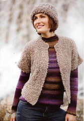 Katia 59_17 (Homair) Tags: wool hat sweater fuzzy katia cardigan combo