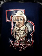 TR Roosevelt Roughriders