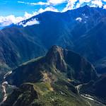 From Machu Picchu mountain (Cusco, Peru)