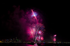 7-4-14 Fireworks 07 (StarDude Astronomy) Tags: show sky beautiful night canon island bay harbor big san day fireworks 4th july diego boom stunning 28 independence breathtaking 14mm 60d rokinon