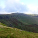 Bannerdale Crags with Bowscale Fell