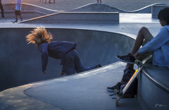 Warmer Vector (JKG II) Tags: skate skateboarding lostangeles venice beach california decks wheels grind thrash sun sky high concrete sand beauty poetry motion action line carve path kids stunts life paradise cool awesome amazing