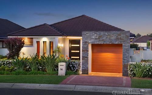 14 Keele Street, Stanhope Gardens NSW 2768