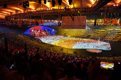 Rio 2016 Maracan Stadium (Martijn Giebels) Tags: olympics venues architecture riodejaneiro rio2016 olympicgames brazil sport