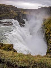 Gullfoss 2 (TheSimonBarrett) Tags: iceland lveldi sland gullfoss waterfall nature