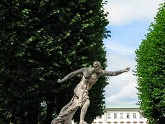 Olimpiadi a Mirabell (Amaranta*) Tags: olimpiadi giardinidimirabell salisburgo