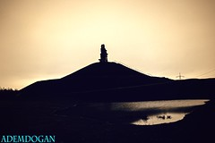 GELSENKIRCHEN HIMMELSTREPPE (01dgn) Tags: gelsenkirchenhimmelstreppe gelsenkirchen himmelstreppe almanya deutschland germany nrw bw sunset gegenlicht