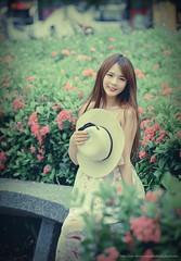 _JAY0003 ( Jaylin) Tags: mzd omd olympus oldhouse m43 mirco model beautiful portrait photo pepole park jpg dress sailor suit taiwan taipei flower expo jelin jaylin eye em1 40150mm 1240mm