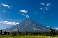 Mayon Volcano (ayihernandez) Tags: mason volcano albany bicol legazpi city