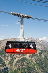 Tram 9 (SNOW OPERADORA) Tags: summer lifts tetonvillage