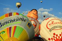 Montgolfiade Warstein (Germany) (jens_helmecke) Tags: warstein montgolfiade sauerland ballon balloon nikon jens helmecke deutschland germany