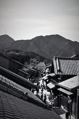 -- (m-miki) Tags: nikon d610 japan           bw temple