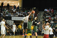 2016 Basketball Madness, 10/20, Chris Crews, DSC_8961 (Niner Times) Tags: 49ers basketball cusa charlotte d1 mens ncaa unc uncc womens ninermedia