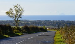 Ayrshire, Scotland. Road Over The Hill. (Phineas Redux) Tags: ayrshirescotland clevancehillsayrshirescotland ayrshire scotland firthofclydescotland