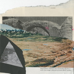 (laurie olson) Tags: abstract analog cut paste landscape collage laurieolson