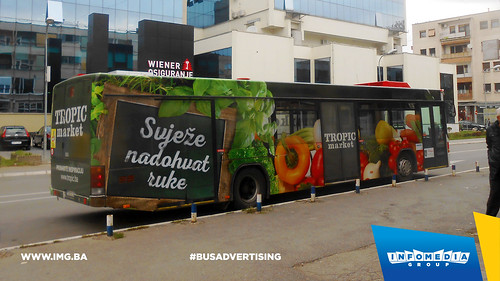 Info Media Group - Tropic, BUS Outdoor Advertising, Banj Luka 10-2016 (2)