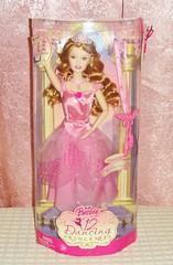 2006 Barbie in the 12 Dancing Princesses Princess Fallon Doll (1) (Paul BarbieTemptation) Tags: barbie 12 dancing princesses princess doll brothers grimm fallon ballet ballerina drew lara
