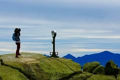 Souriez! (Imagin.air) Tags: land sky adirondack mountain