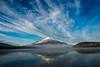 2016 Lake Yamanaka winter Fuji (shinichiro*) Tags: 南都留郡 山梨県 日本 jp 20160102ds22616 2016 crazyshin nikond4s afsnikkor2470mmf28ged yamanashi japan 山中湖 lakeyamanaka winter january fiji candidate 30585924534