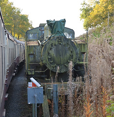 USA tank abandonned (davids pix) Tags: usa dock tank southern railway 30064 bluebell horsted keynes 2016 28102016