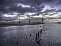 New Mersey Gateway (sammys gallery) Tags: newmerseygateway runcorn widnes wiggisland bridge aerial dji