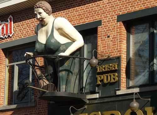 Irish pub à Olen